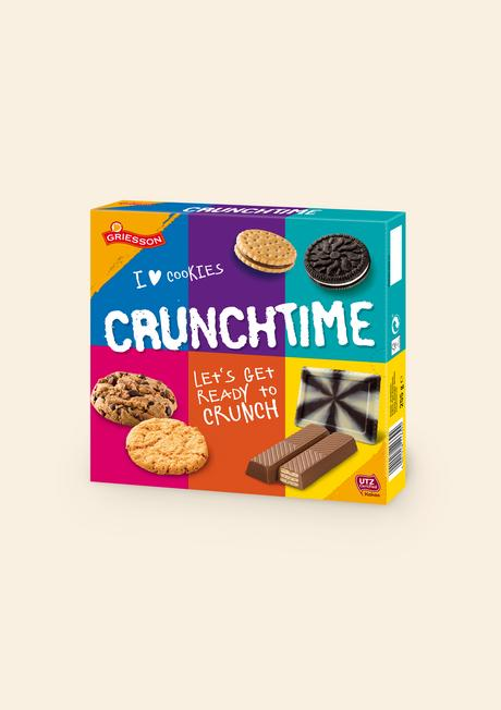 biscuit assortment CRUNCHTIME