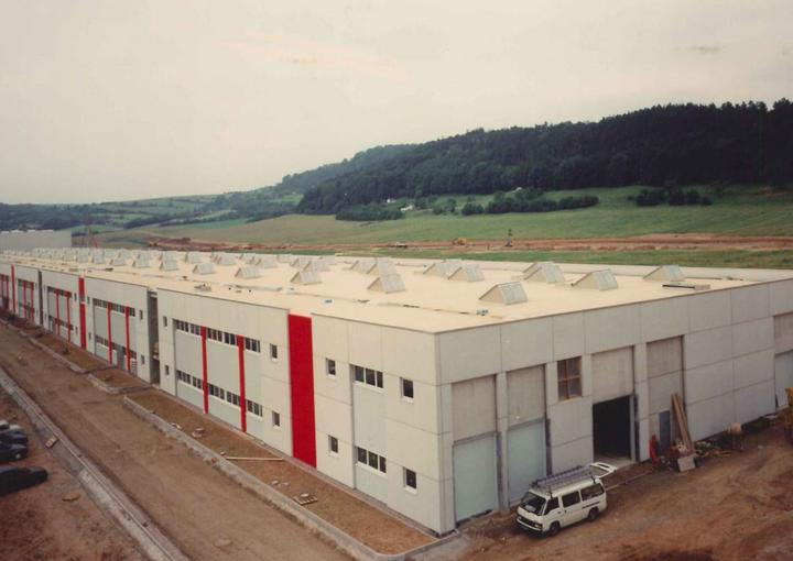 The factory in Kahla (Thuringia) opens