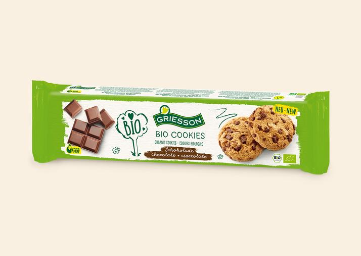 Griesson Organic Cookies