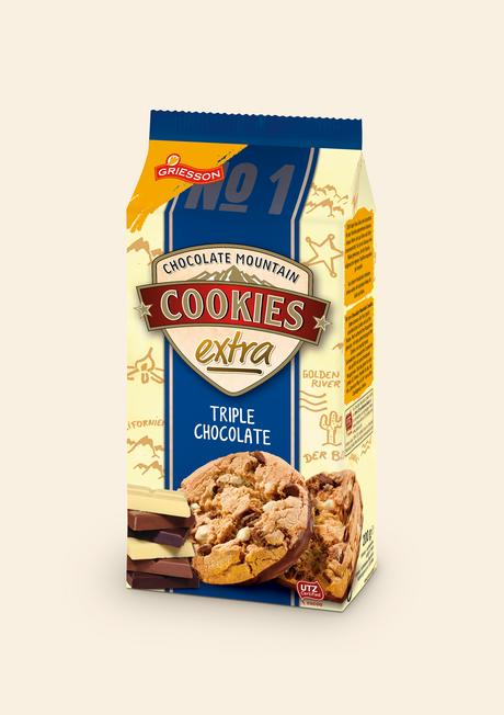 Griesson Chocolate Mountain Cookies Extra