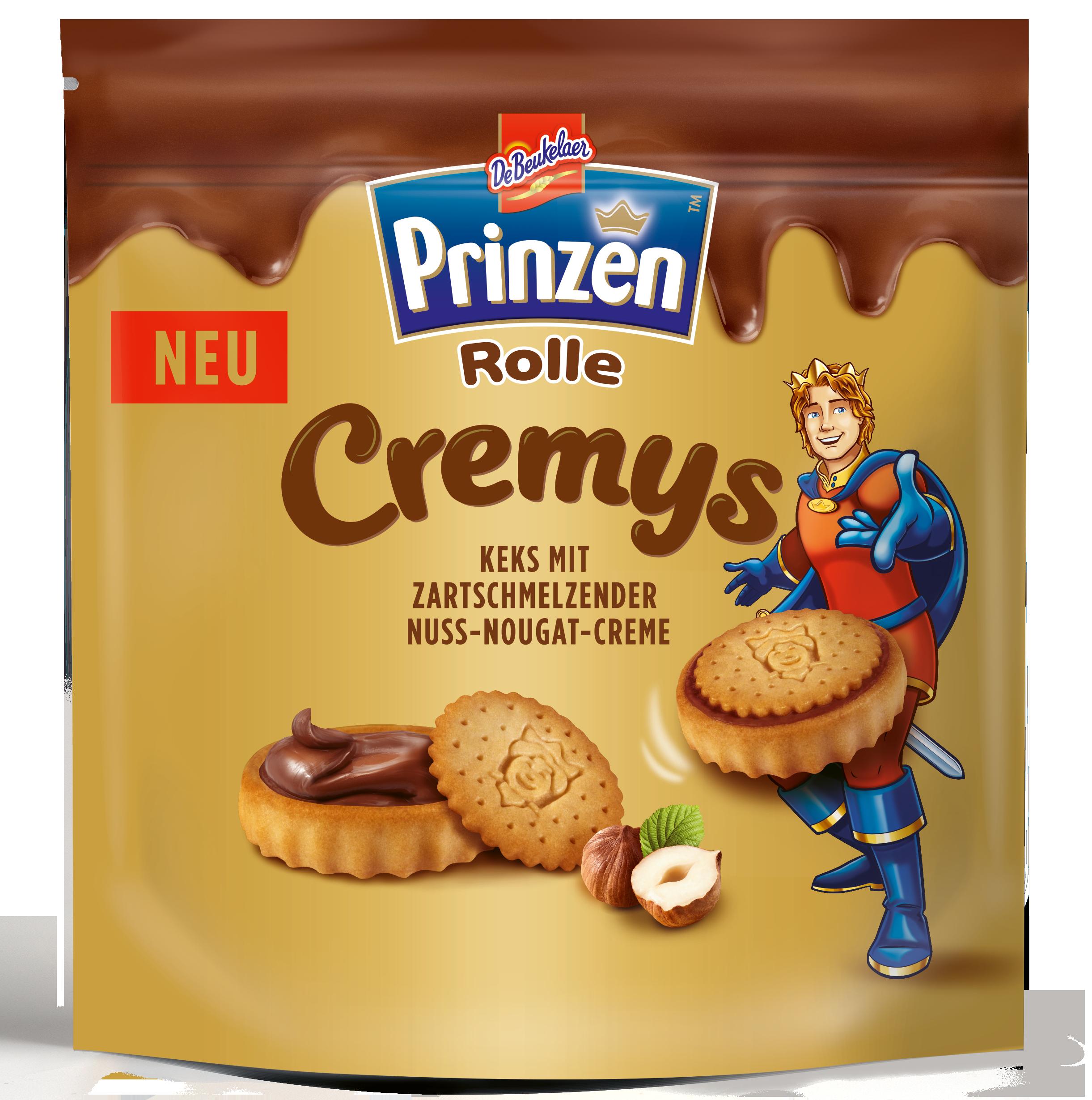 Prinzen Rolle Cremys